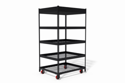 Midwest Wire Rack on Casters